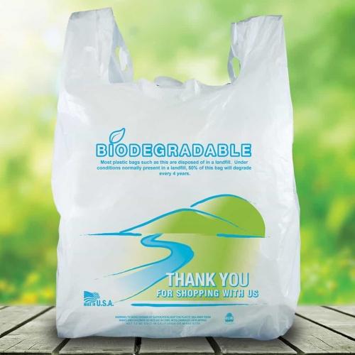 Rola pungi biodegradabile Set 250 buc/rola